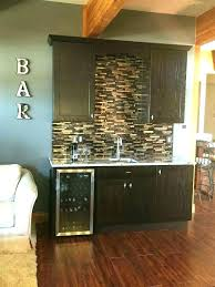 Basement Wet Bar Design Beauteous Wet Bar Ideas Wet Bar Sink Wet Bar Cabinets With Sink Small Wet Bar