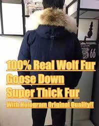 Designer Fur Jacket Men 2019 Winter Down Parkas Hoody Canada Bomber Wolf Fur Jackets Zippers Designer Jacket Men Chilliwackbomber Warm Coat Outdoor Parkaxxlmoncler1 From