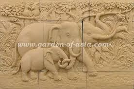 sandstone relief sculpture wall decoration products