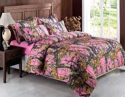 realtree camouflage bedding sets twin
