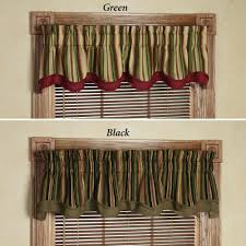 Gingerbread Kitchen Curtains Christmas Kitchen Curtains 30