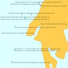 Maryland Tide Chart 2015 Deep Landing Swan Creek Chesapeake Bay Maryland Tide Chart