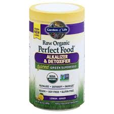 Garden of Life <b>Raw Organic Perfect</b> Food Alkalizer & Detoxifier ...