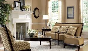 Good Inviting Living Room With Unique Furniture And Neutral Wall Colors : Neutral  Living Room Color Provide