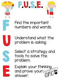 steps for fostering independent problem solving skills steps for solving math problems