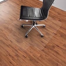 best chair mat for hardwood floor lipped hard flooring protection 30 x 48