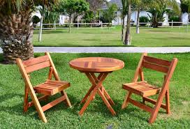 round folding table options small 30 inch diameter 2 folding chairs redwood
