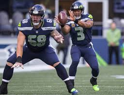 Seahawks center Justin Britt has not been happy with the officiating.  Here's why. | The Seattle Times