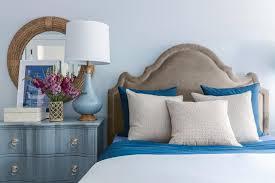 bedroom blue guest