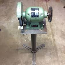 picture of vibration free grinder stand