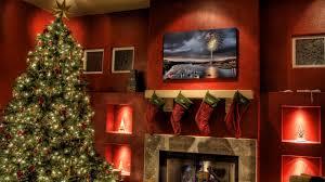 christmas fireplace hd wallpaper. Exellent Fireplace HDR Fireplace HD Wallpaper   Inside Christmas Hd Wallpaper W