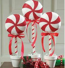 Outdoor Christmas Decorations Candy Canes Pin by Pingui on DULCE NAVIDAD Pinterest Christmas decor Xmas 12