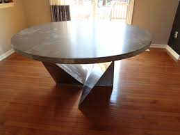 Custom Made Dining Room Furniture Custom Dining Room Table Kitchen Table By Rock And A Hard Place