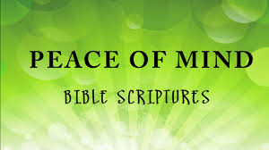 Bible Quotes About Peace