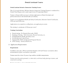 Dental Assistant Cover Letter Sample Writing Resume Thank You