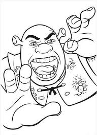 Small Picture Shrek coloring pages printable ColoringStar