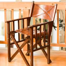 folding metal directors chairs. folding brown leather directors chair metal chairs