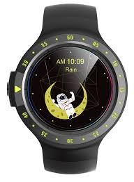 Купить смарт-часы <b>Ticwatch</b> Watch <b>S</b>, <b>черный</b> ремешок в каталоге ...