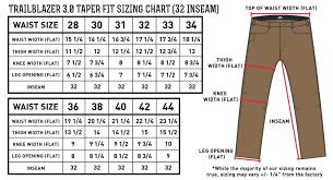 Trailblazer 3 Havok Short Fit Guide Off The Grid