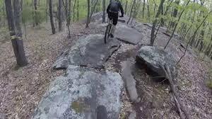 Fat Bike - Diamond Hill State Park - Cumberland, RI. - YouTube