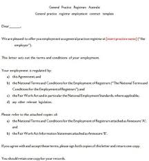 Nanny contract template to help you hire your nanny. Australian Employment Contract Template Free Template Tips