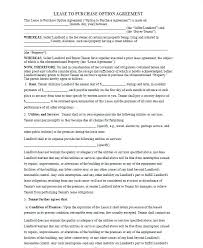 House Contract Form Real Estate Purchase Agreement Buyer Non Rent Lease Contract