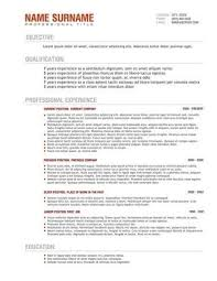 Bunch Ideas of Australian Resume Format Sample For Service