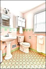 Bathroom Tile Floor Patterns Awesome Old Fashioned Bathroom Tiles Old Style Bathroom Amazing Old Style