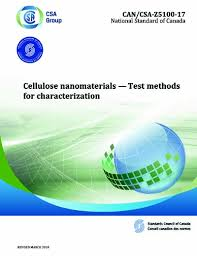Methods Of Characterization Csa Z5100 2017