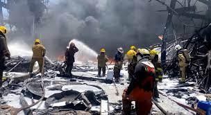 ไฟไหม้โรงงานกิ่งแก้ว รายงานความคืบหน้าของเหตุการณ์ - The Matter News