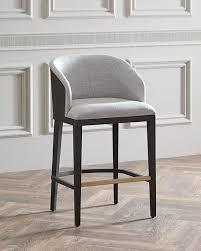 upholstered bar stools. Laurie Upholstered Barstool Bar Stools D