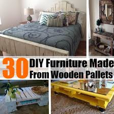 furniture made from wooden pallets. 30 DIY Furniture Made From Wooden Pallets