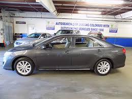 2012 Used Toyota Camry Camry XLE V6 Sedan at Automotive Search Inc ...