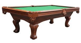 clawson pool table
