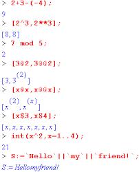 Бинарный оператор определение