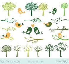 love birds in tree clipart. Beautiful Tree Image 0 To Love Birds In Tree Clipart O