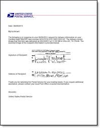 Electronic Return Receipt For Usps Certified Mail