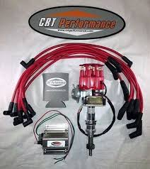small block ford 289 302 blue small hei distributor 45k coil small block ford 289 302 red small hei distributor 50k coil spark plug
