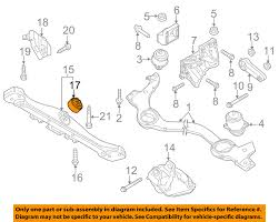 porsche oem cayenne engine motor transmission transmission mount porsche oem cayenne engine motor transmission transmission mount 95537505730