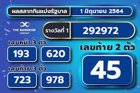 ตรวจหวย ชมถ่ายทอดสดหวยการออกสลากกินแบ่งรัฐบาล งวดประจำวันที่ 1 มิถุนายน 2563 ผ่านไทยรัฐทีวี ลุ้นเป็นเศรษฐีแบบเรียลไทม์ Hvt2olmueptrwm