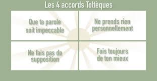 """Résultat de recherche d'images pour """"LES ACCORDS TOLTÈQUES"""""""