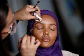 meet halima aden the hijab wearing high profile runway model 4 jpg