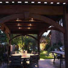 lighting a pergola. top 5 outdoor lighting trends of 2014 a pergola