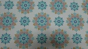 Blauwe Bloemen Vintage Behang Funkywalls Dé Webshop Voor Vintage