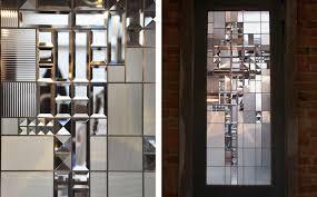 image of decorative glass panels modular system