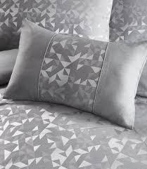 lucien geometric duvet cover set