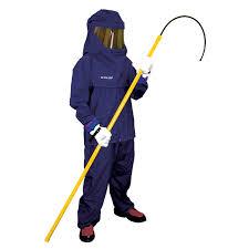 Salisbury Acc2032bls 20 Cal Arc Flash Protection Jacket