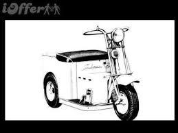 cushman minute miser electric cart scooter manuals for cushman minute miser electric cart scooter manuals