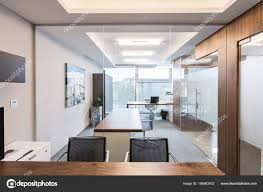 Corporate office interior Contemporary Archtectural Interior Of Modern Corporate Business Office Photo By Kasto Interior Design Modern Corporate Office Interior Stock Photo Kasto 156863932