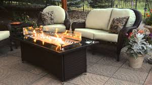 gas fire table43